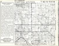 Marion, Bertram, Putnam T83N-R6W, Linn County 1963